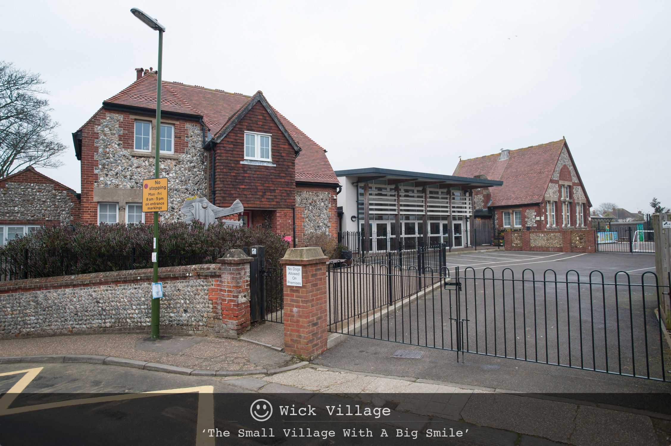Lyminster Primary School, Wick Village, Littlehampton.