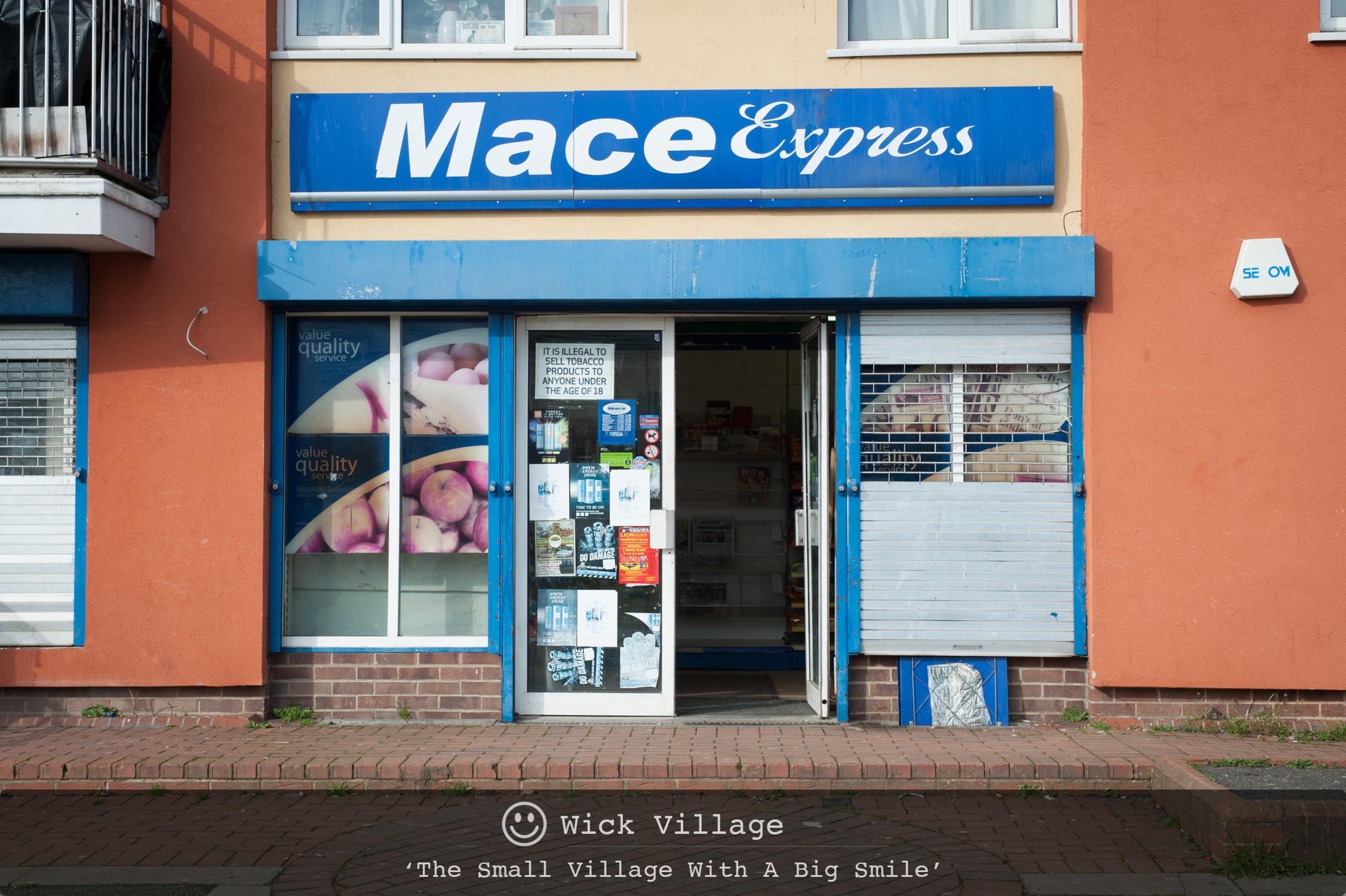 Mace Express, Wick Village, Littlehampton.