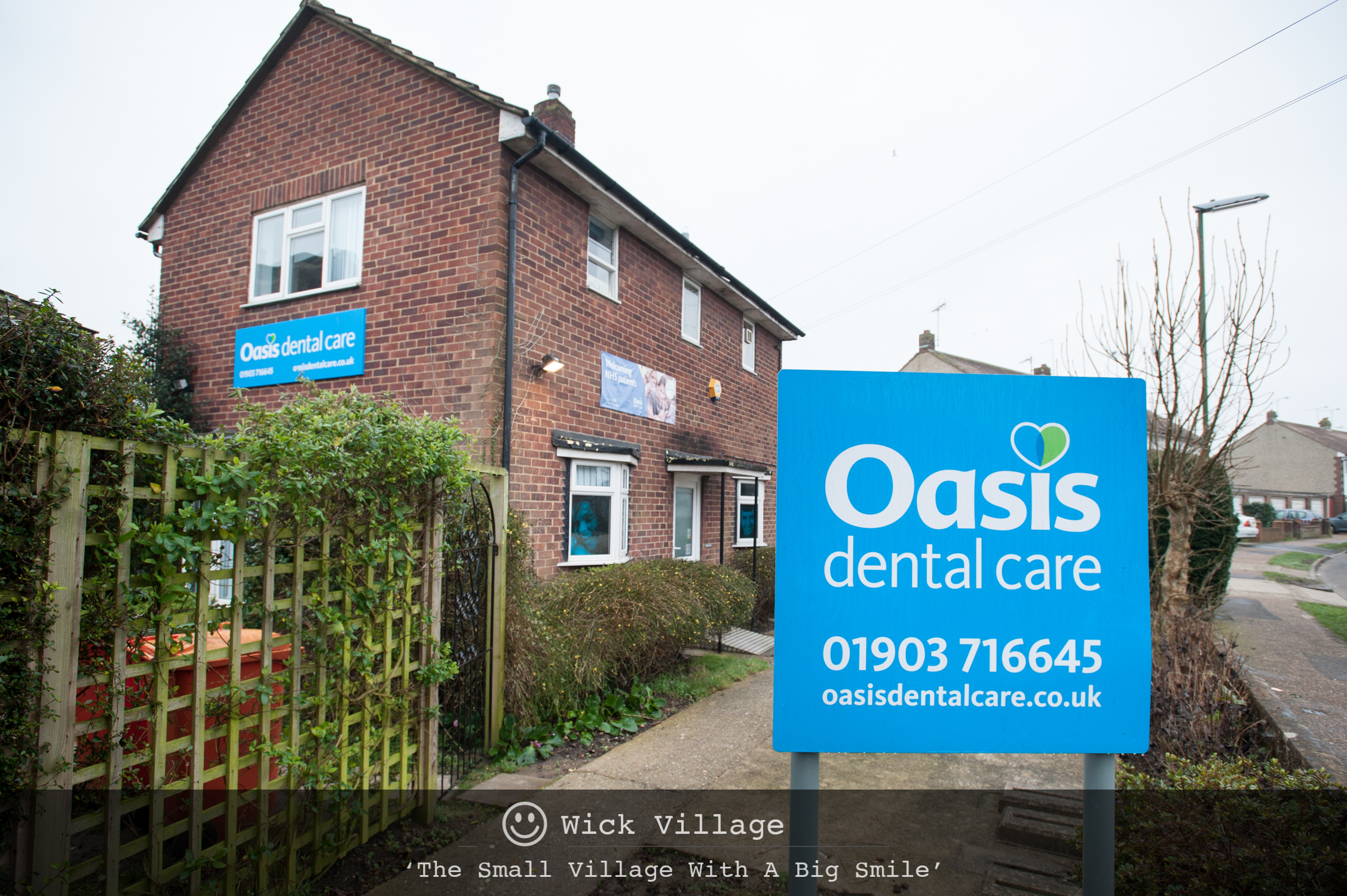 Oasis Dental Care, Wick Village, Littlehampton.