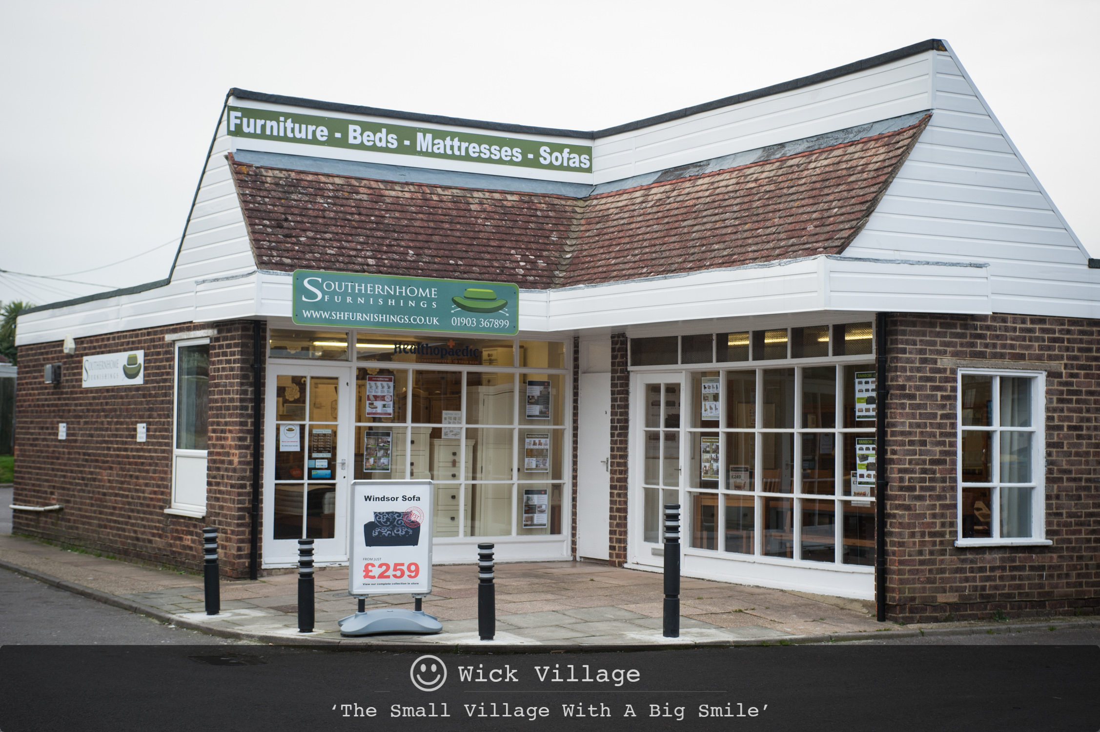 Southern Home Furnishings, Wick Village, Littlehampton.