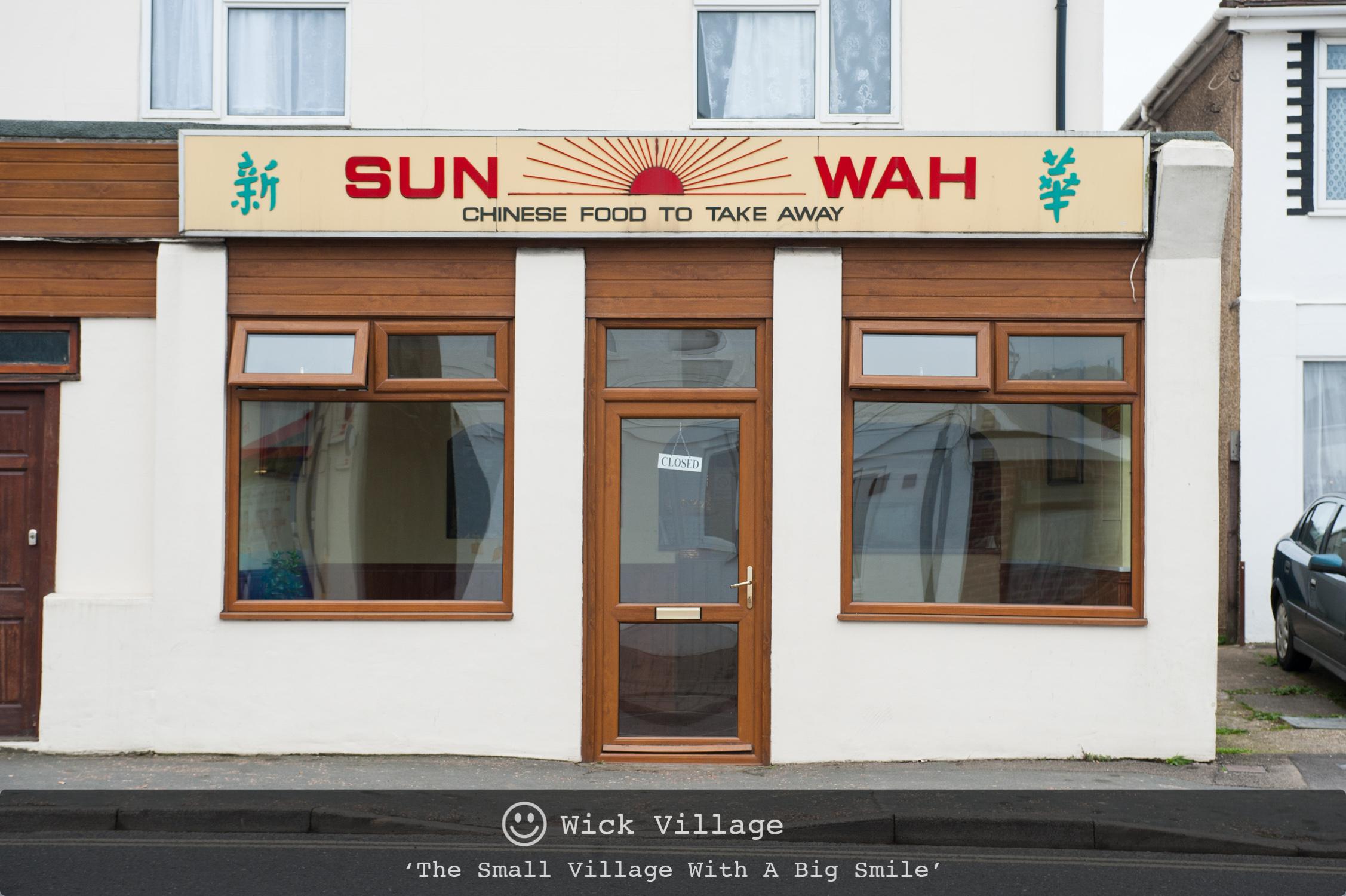 Sun Wah, Wick Village, Littlehampton.
