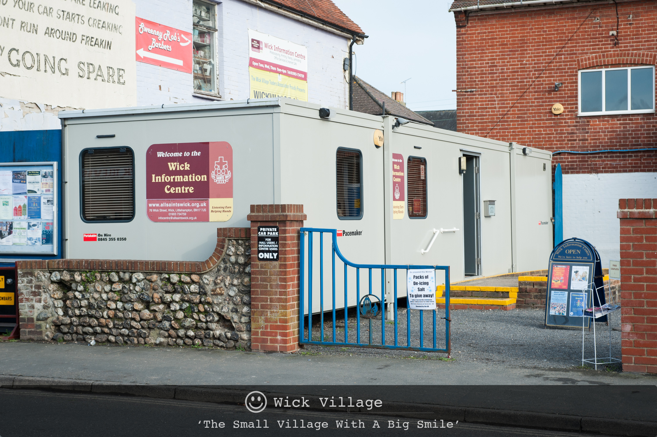 Wick Information Centre, Wick Village, Littlehampton.