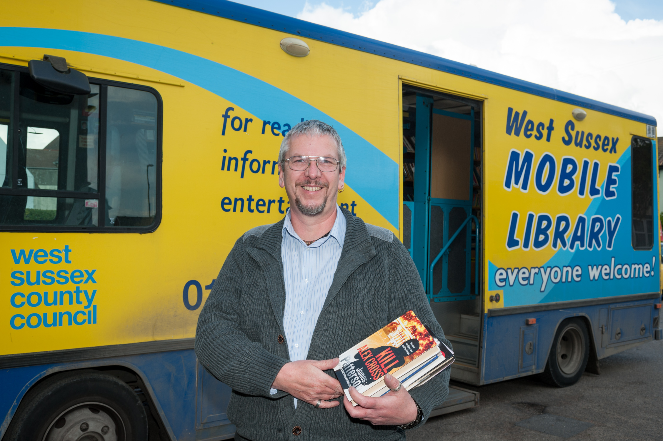 West Sussex Mobile Library