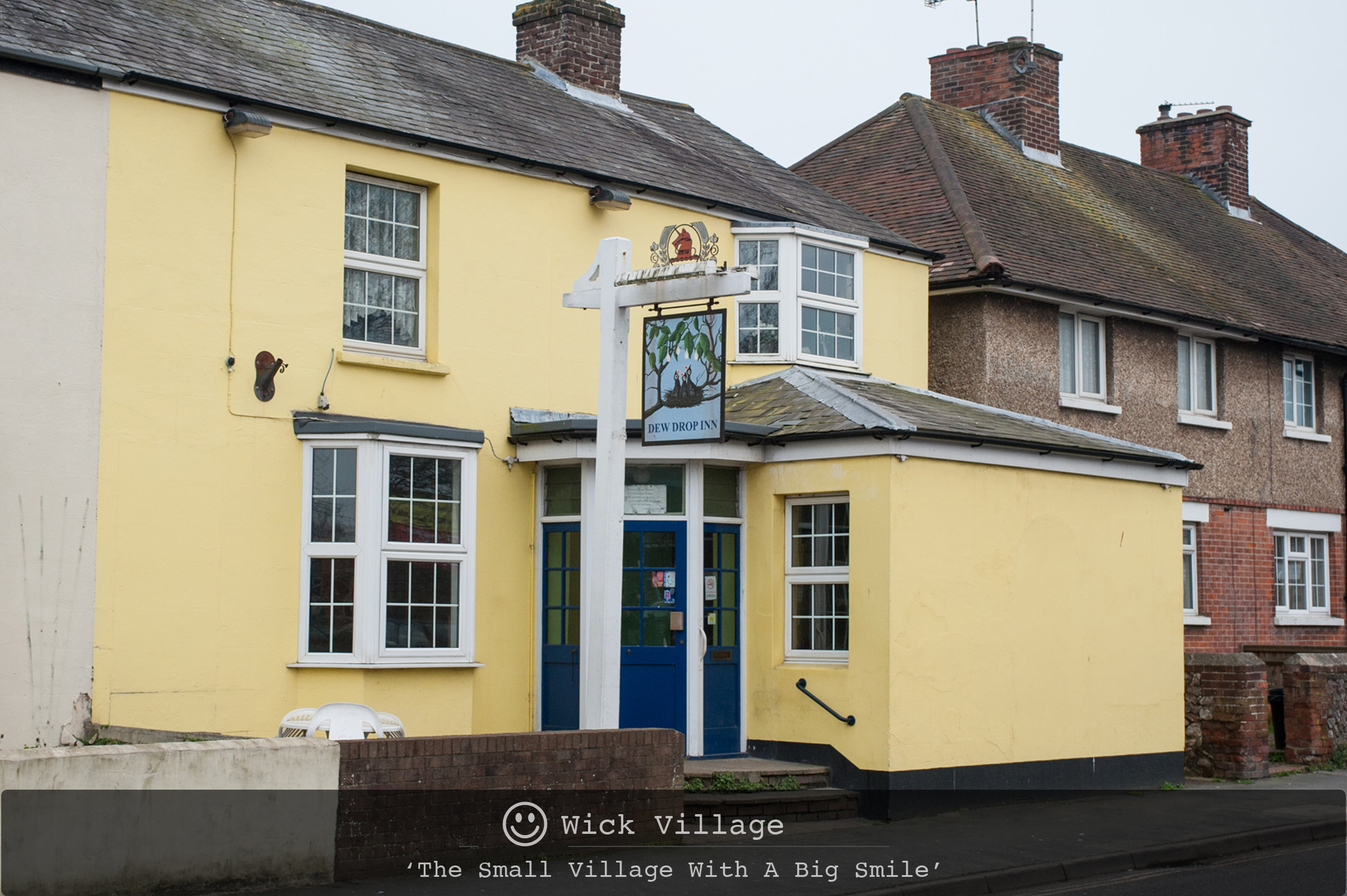 The Dew Drop Inn, Wick Village, Littlehampton.