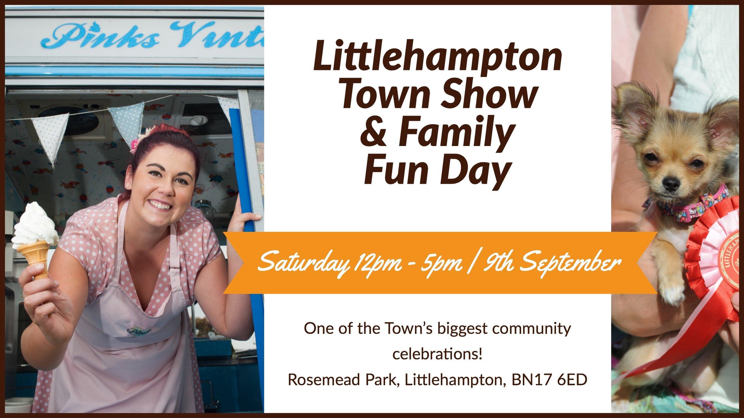 Littlehampton Town Show & Family Fun Day