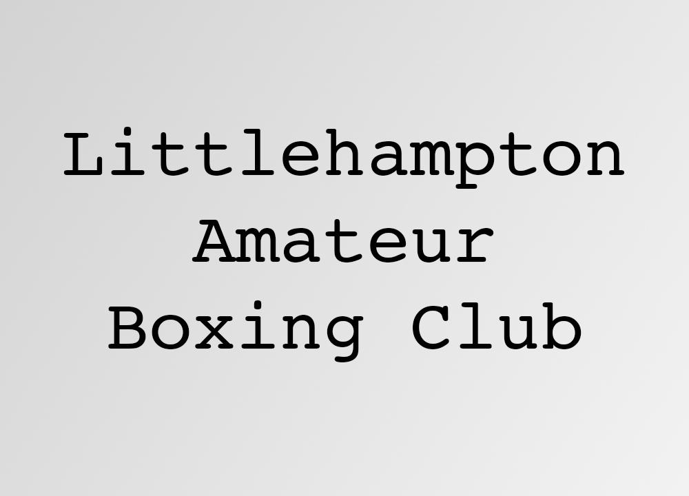 Littlehampton Amateur Boxing Club