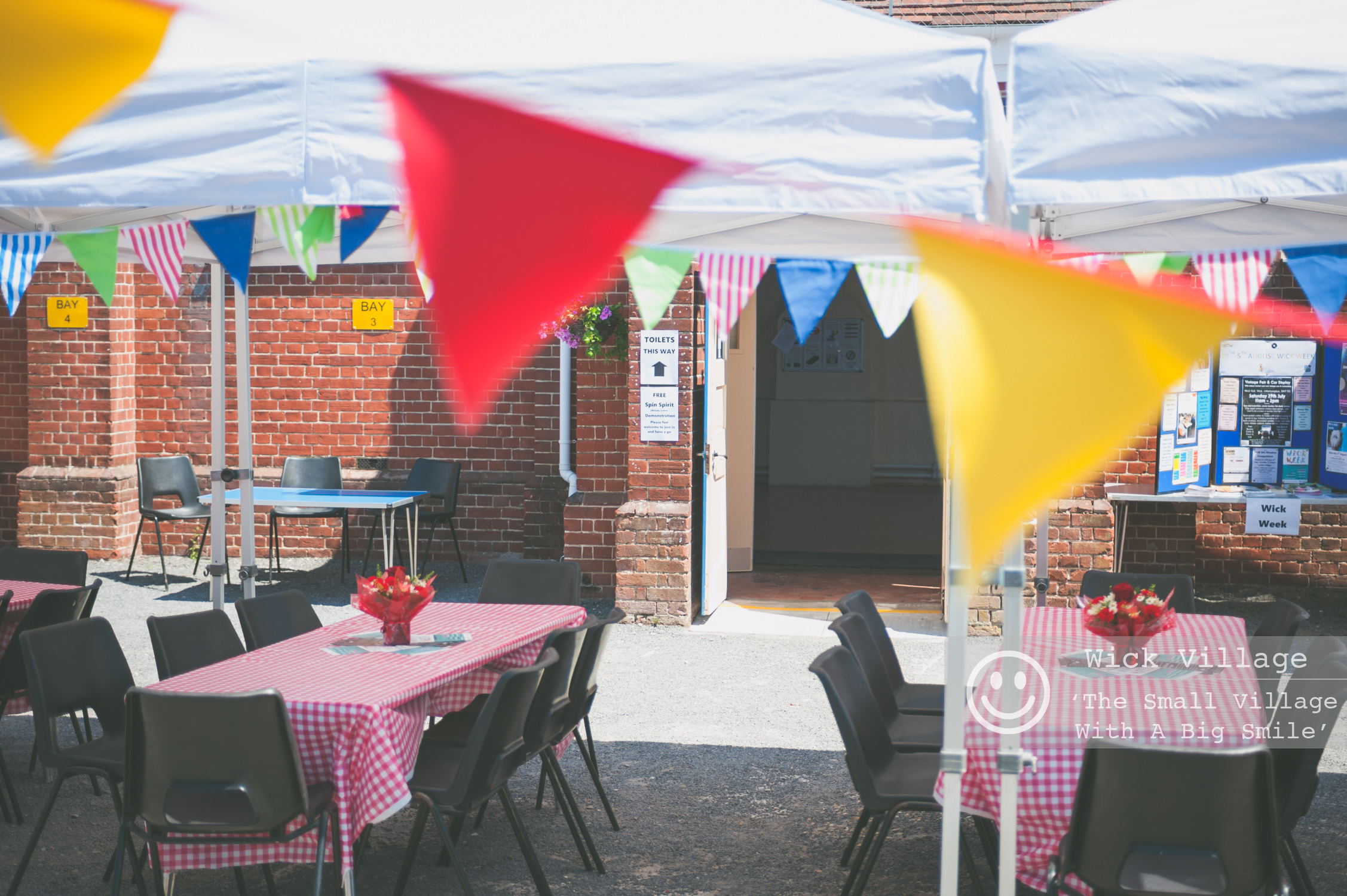 Hire a stall at a Wick Village event in Littlehampton, West Sussex. Photo © Scott Ramsey/Wick Village Traders Association