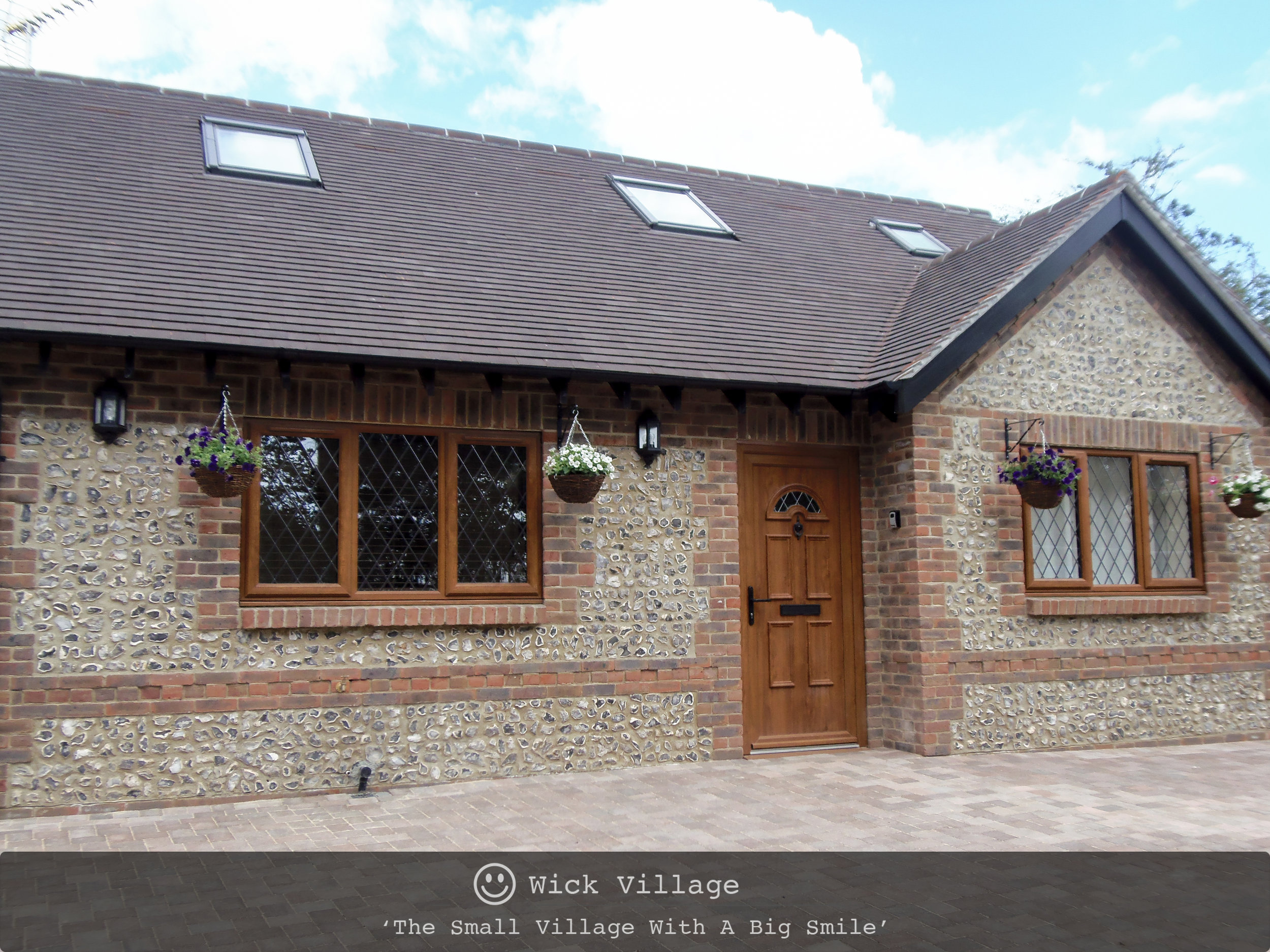 The Hunters Retreat Self-Catering Holiday Cottage in Lyminster, West Sussex.