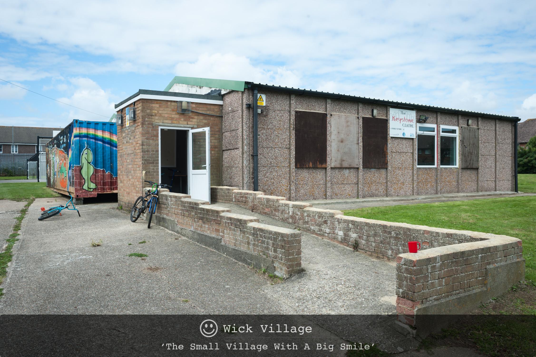The Keystone Centre, Wick Village, Littlehampton.