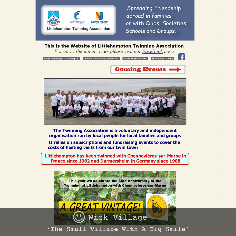 Littlehampton Twinning Association.