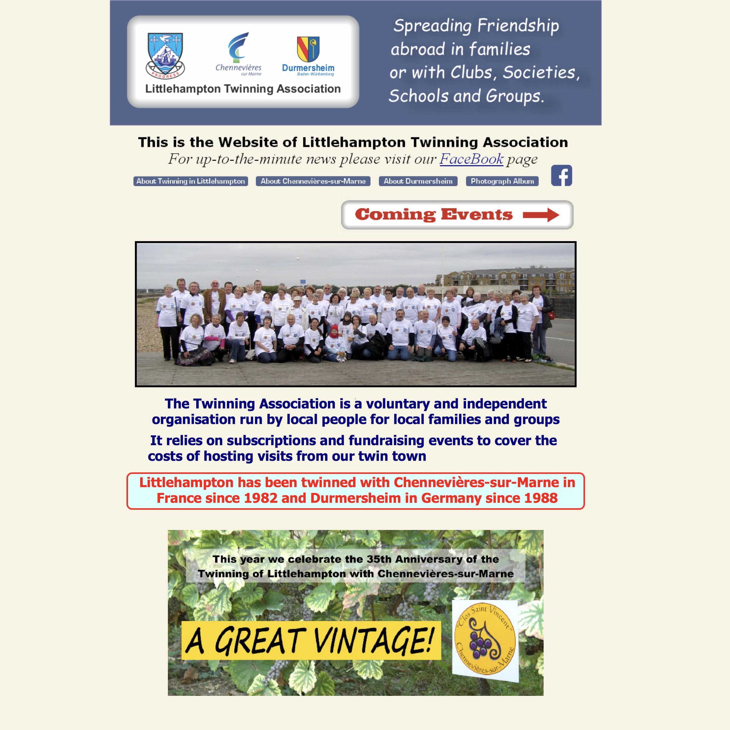 Littlehampton Twinning Association