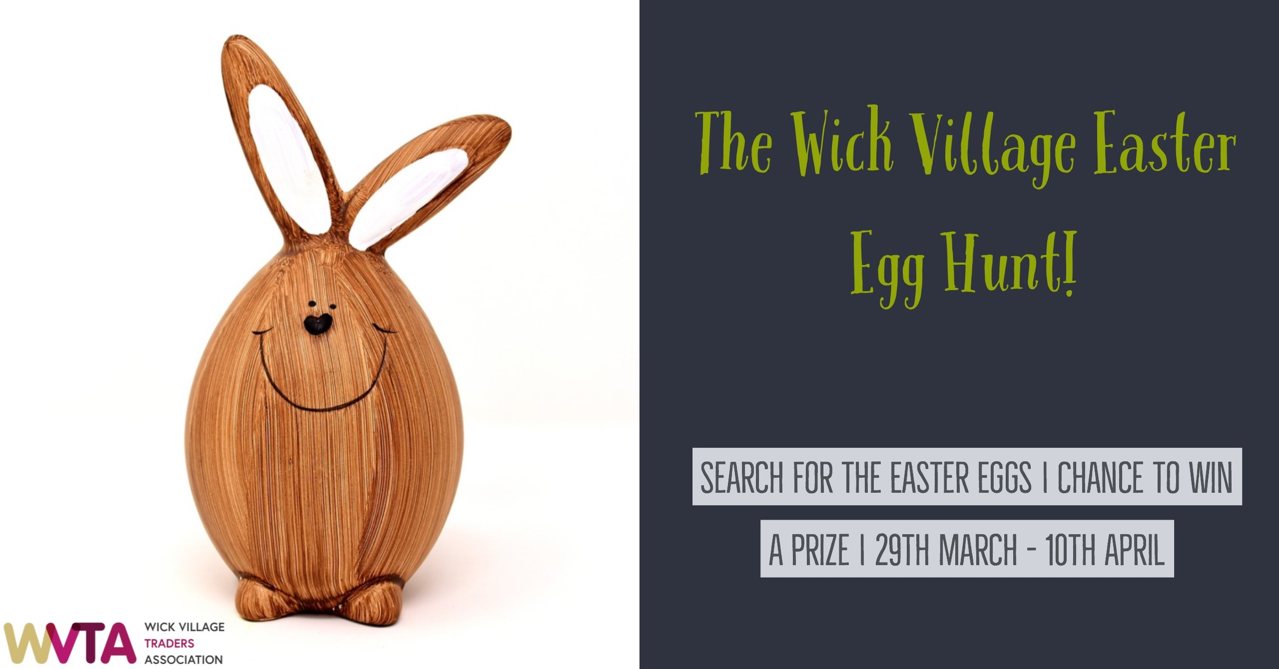 The Wick Village Easter Egg Hunt 2018 - What's On In Littlehampton.