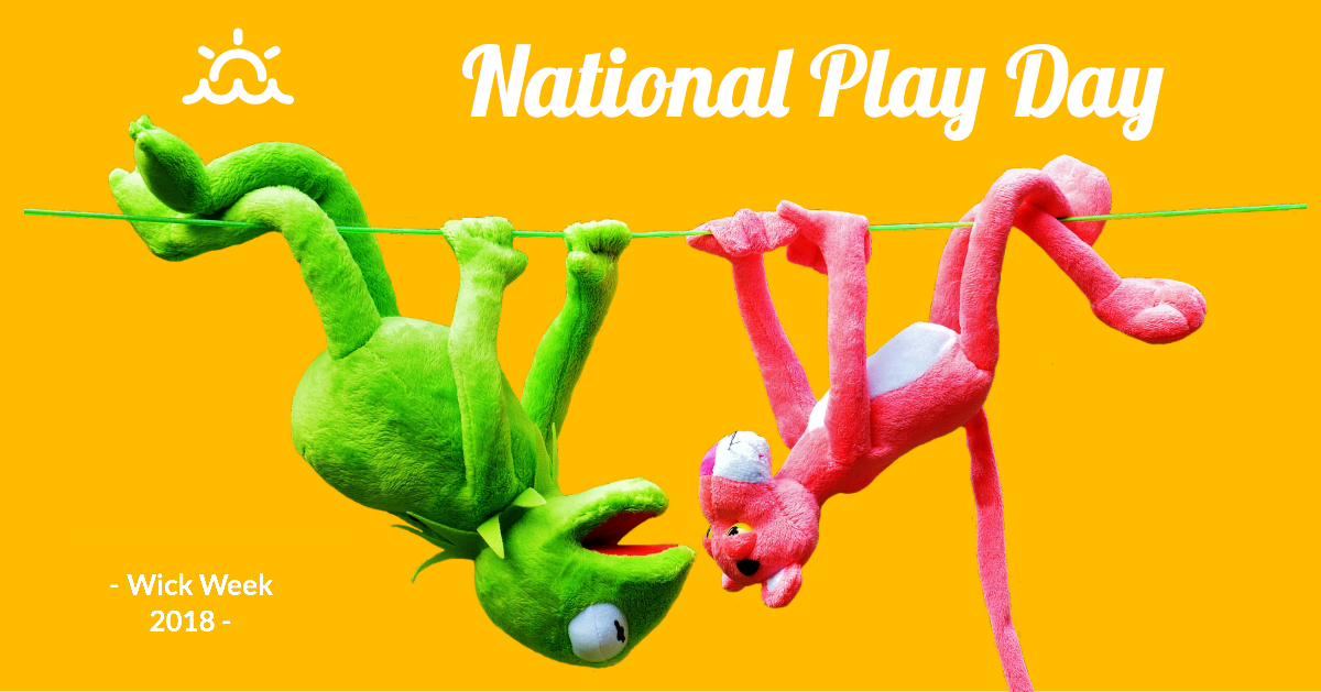 National Play Day - Wick Week 2018
