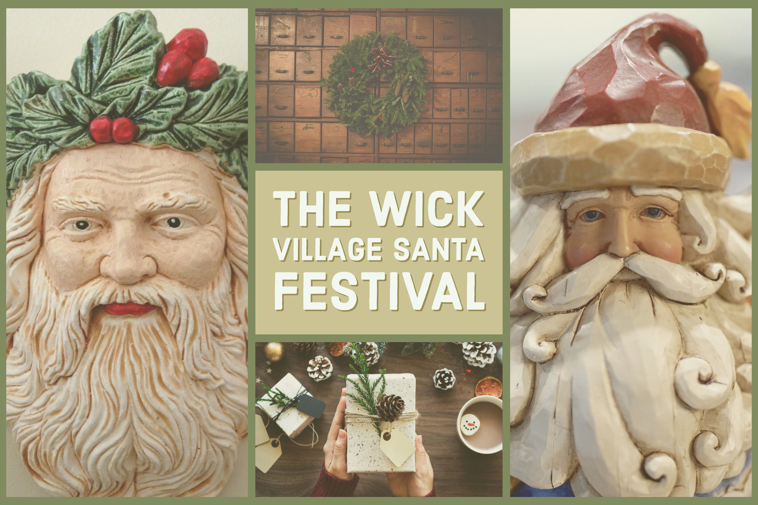 Take part in the Wick Village Santa Festival this Christmas.