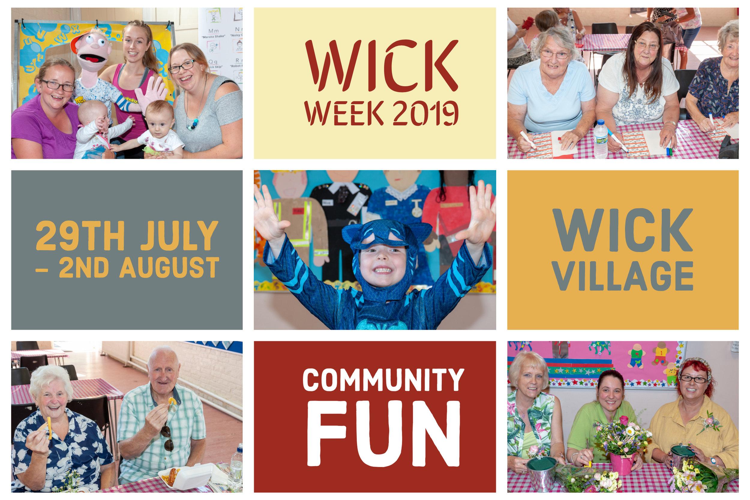 Wick Week 2019