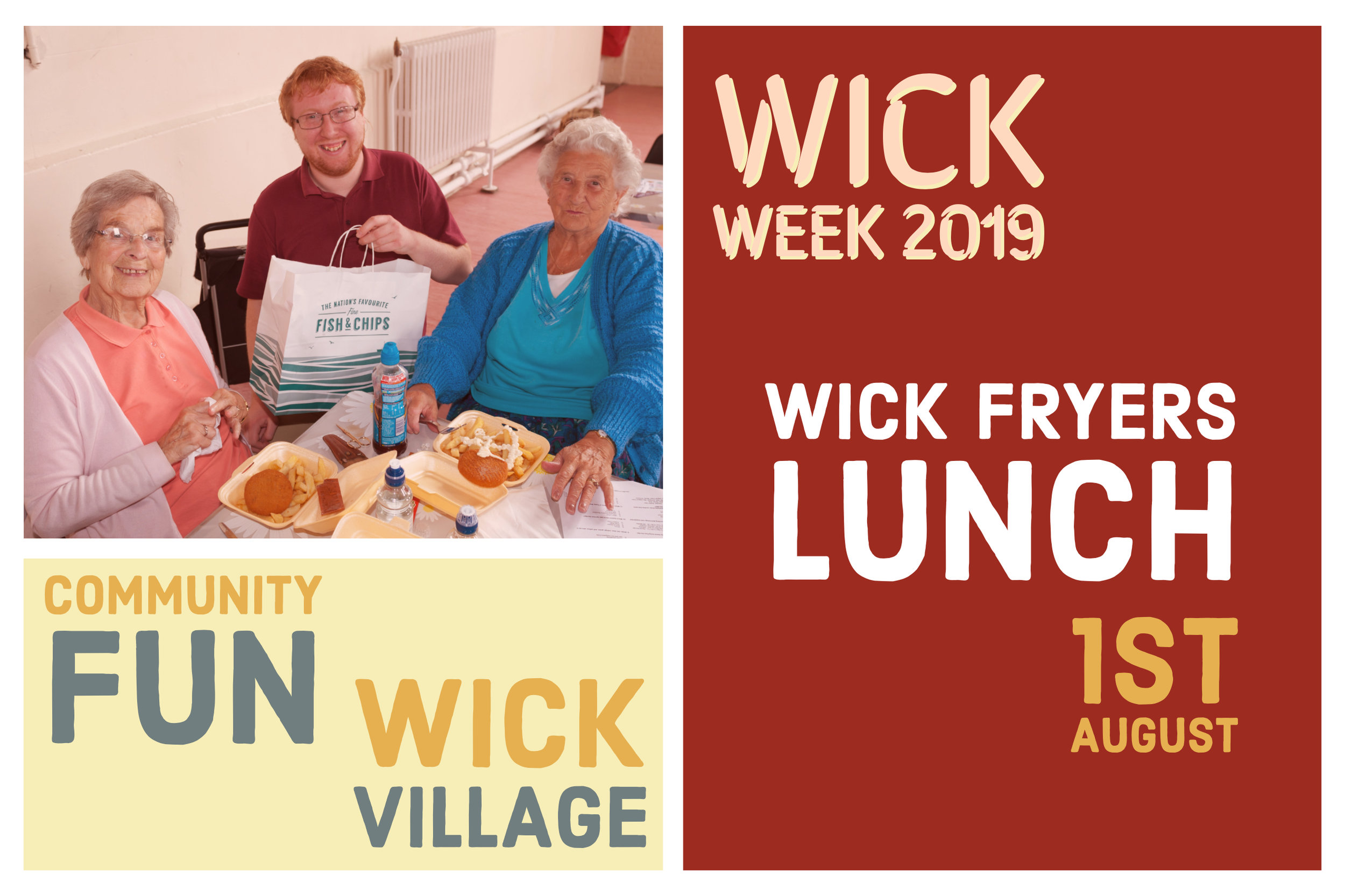 Wick Week 2019 - Wick Fryers Lunch