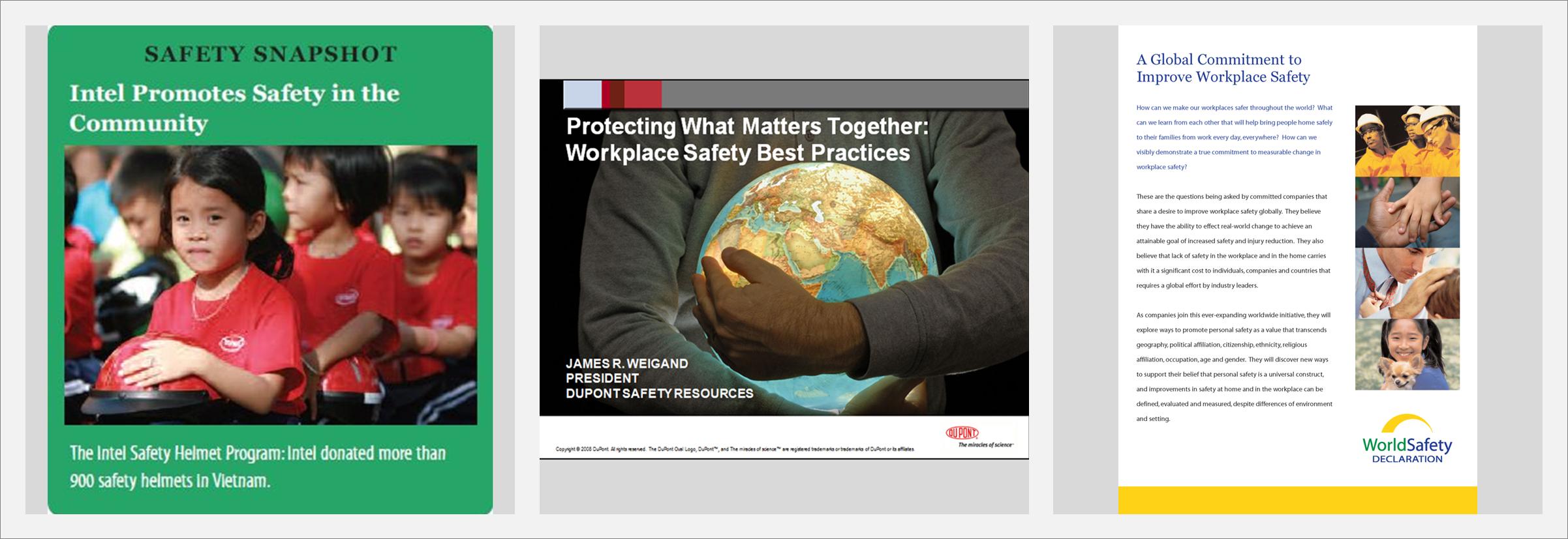 World Safety Declaration