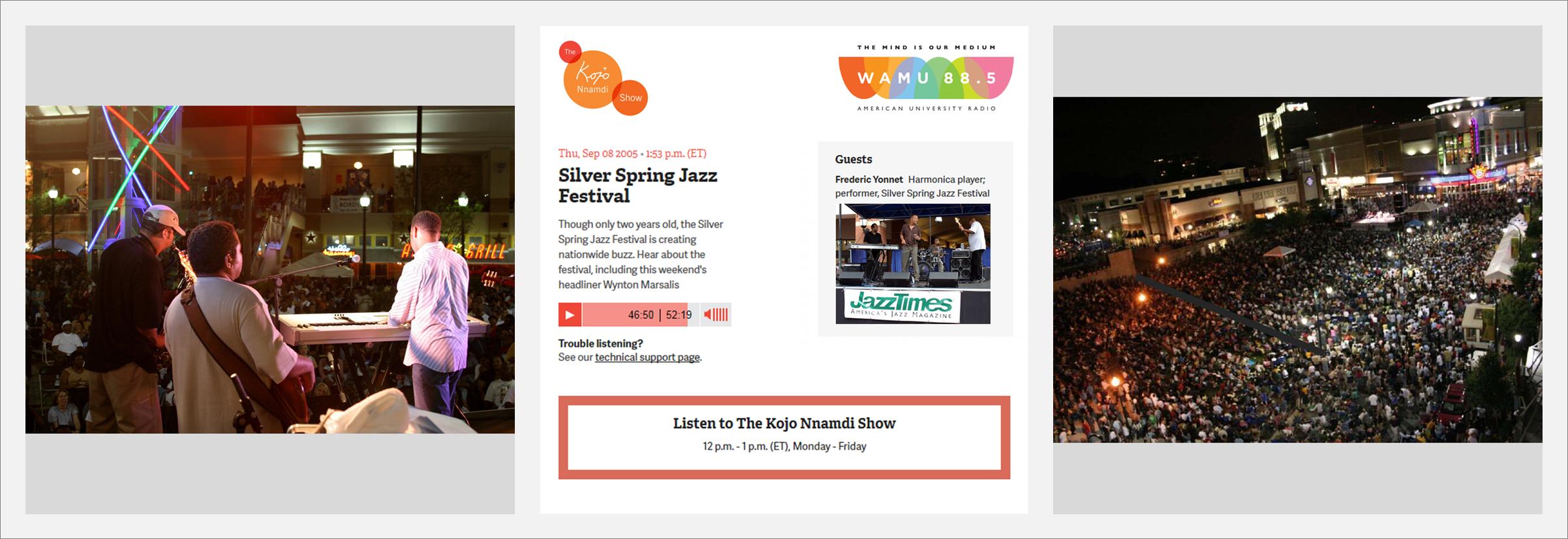 Silver Spring Jazz Festival