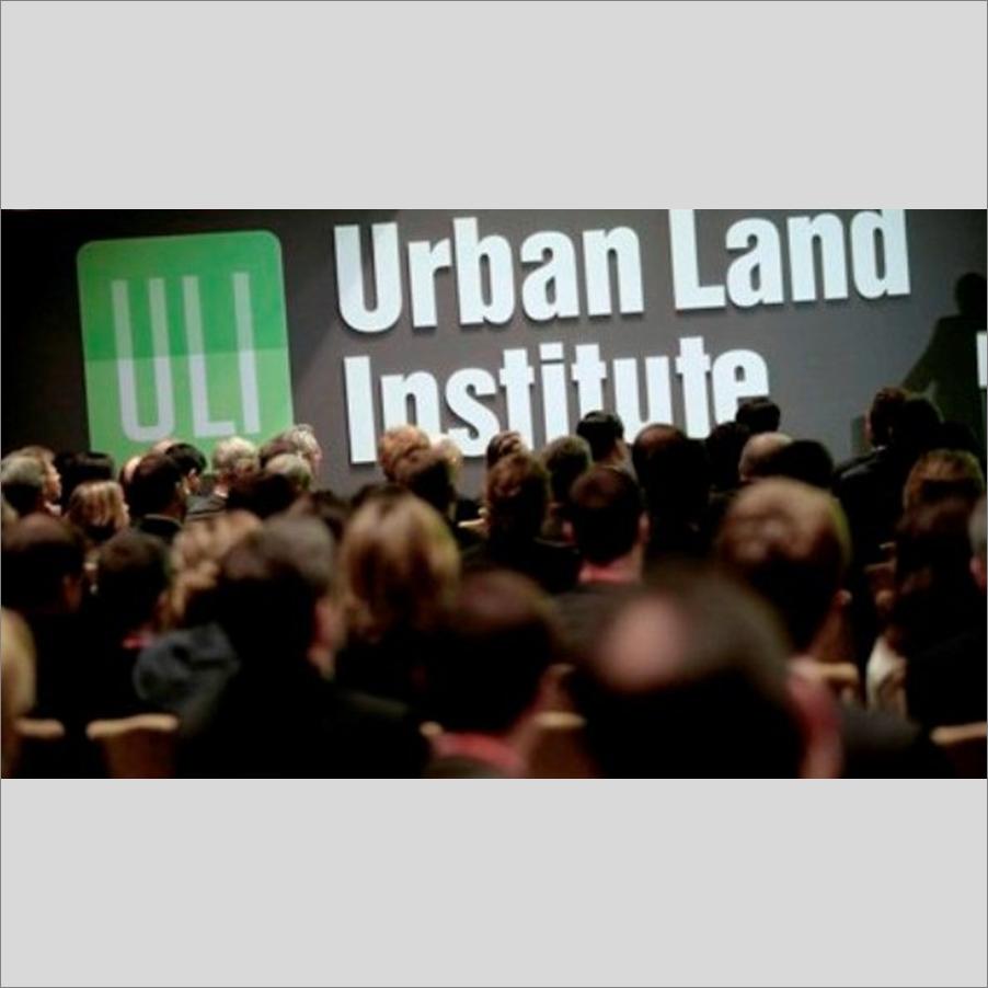 CONFERENCE PLANNING & PROMOTION    Urban Land Institute  Dialogo Transatlantico , Barcelona & European District Council,London