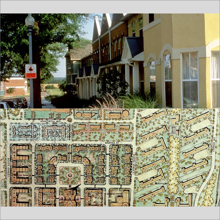 PARTNERSHIPS   The Parkside Development, a partnership of affordable housing developer  Telesis Corporation , the US Dept.of Housing and Urban Development, and the Washington, DC Dept. of Housing and Community Development