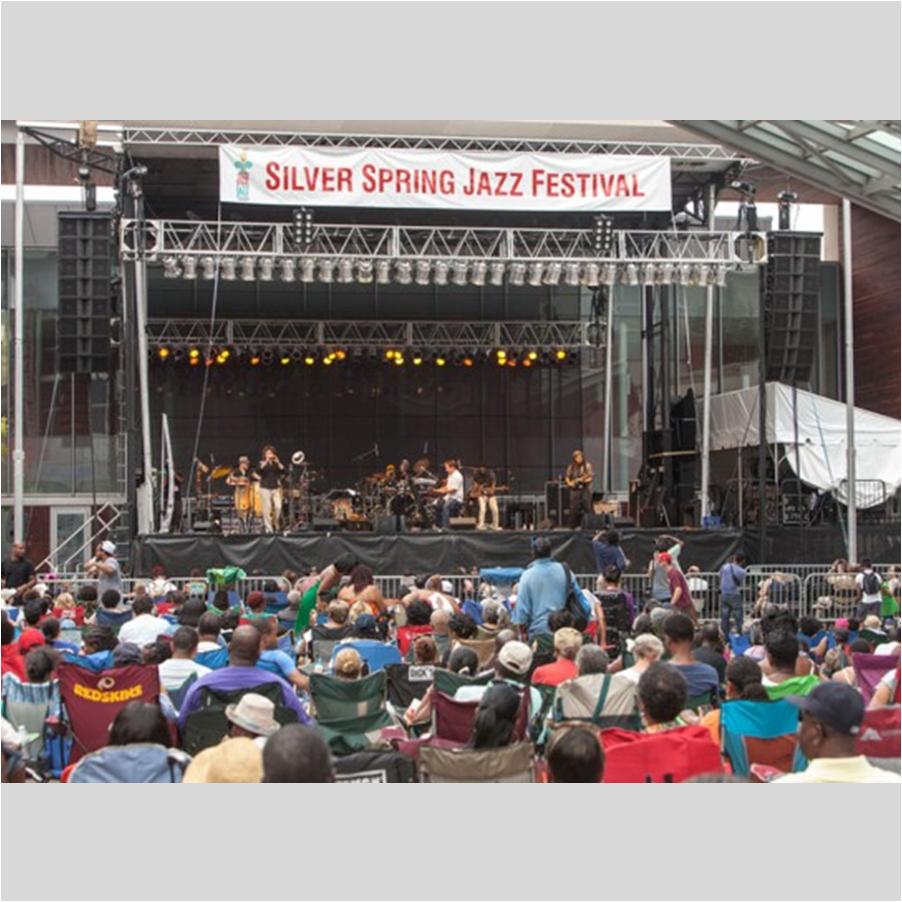 FESTIVALS   The Silver Spring Jazz Festival