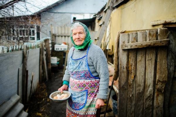 elderly ministries -