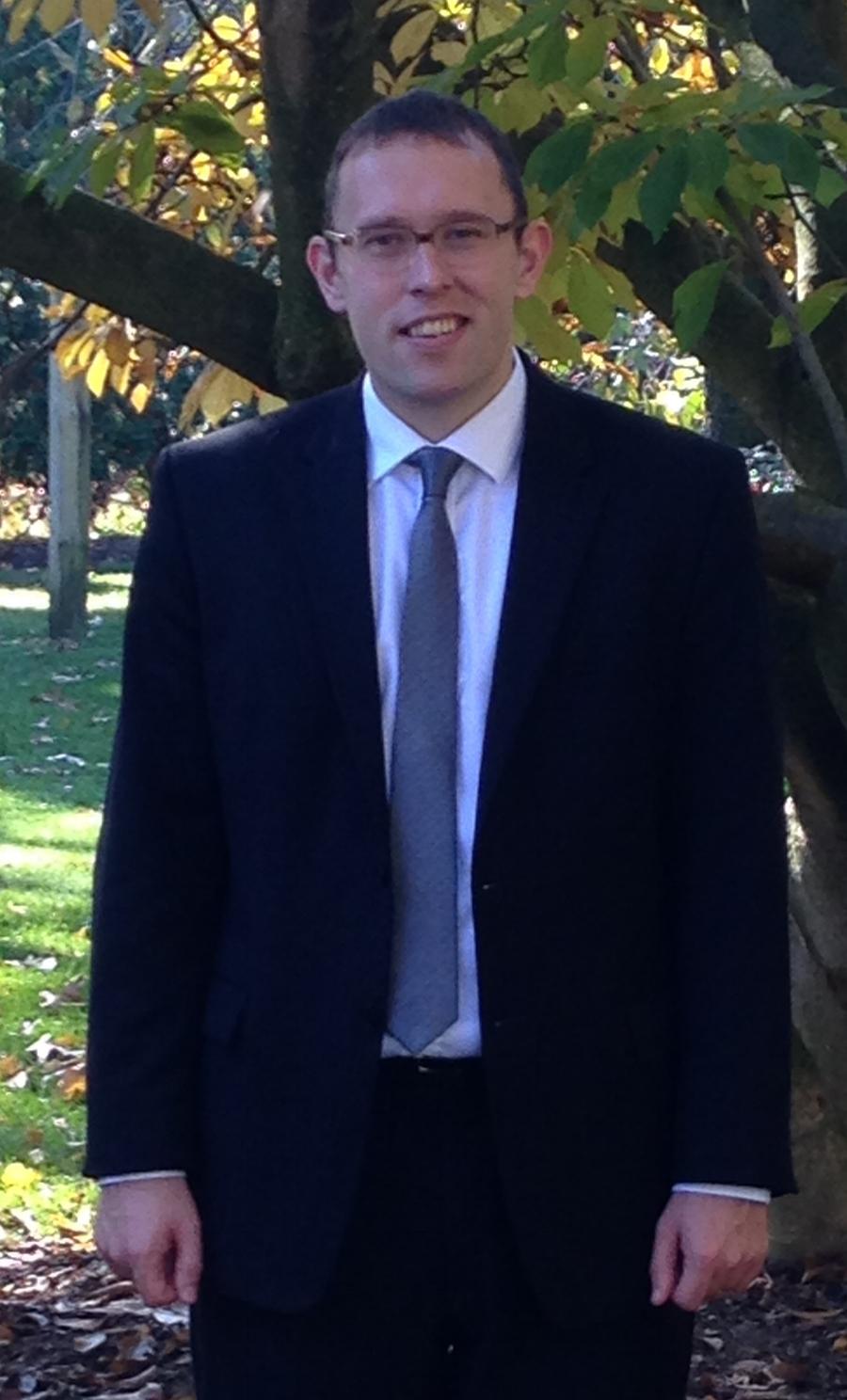 Rev Ian Macleod