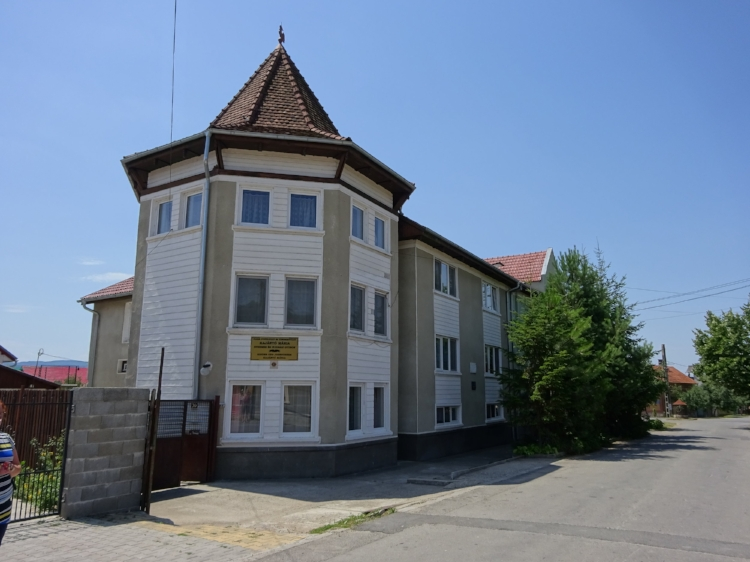 Kajanto Maria Children's Home, Alesd, Romania