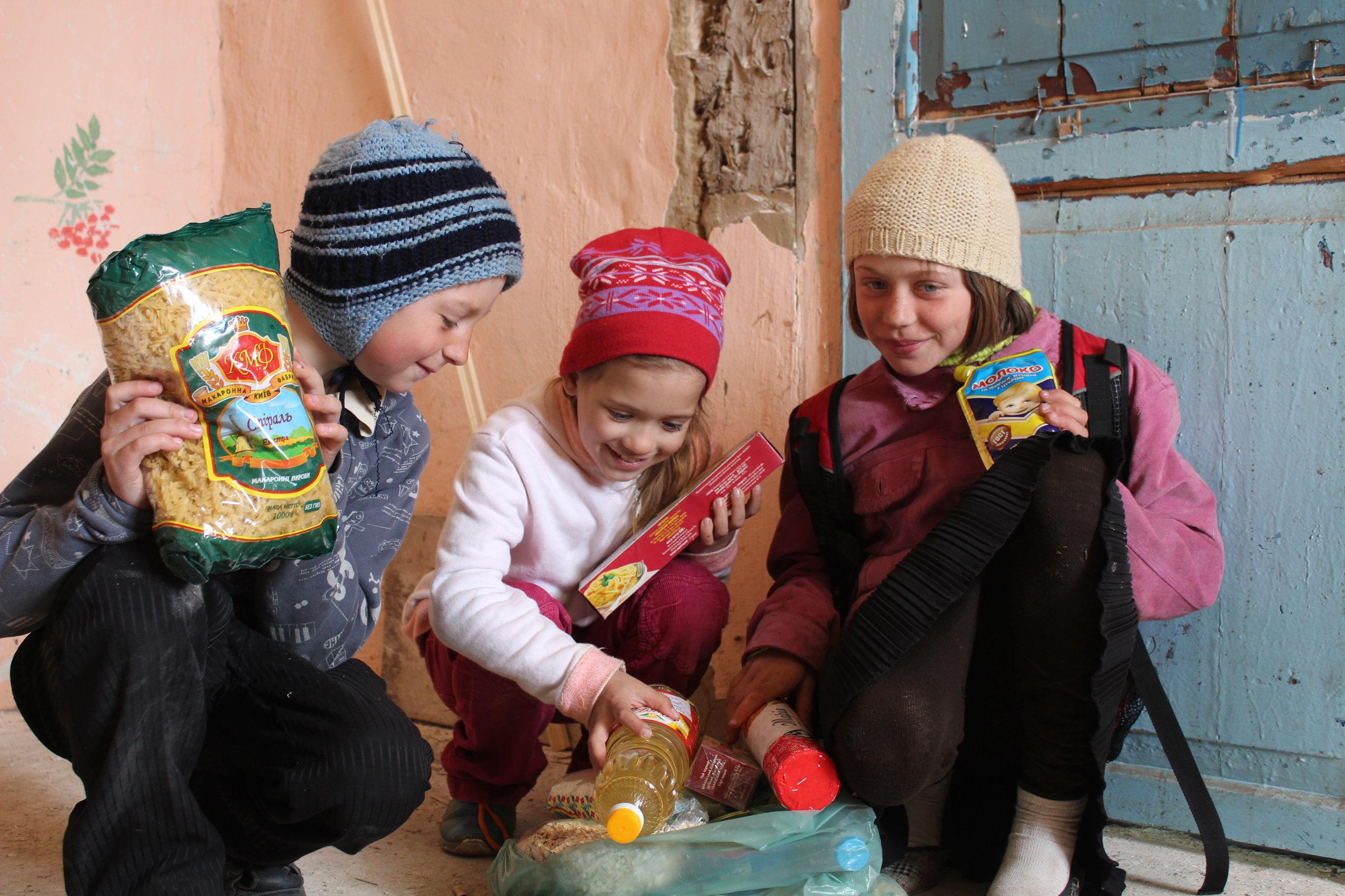 winter help program -