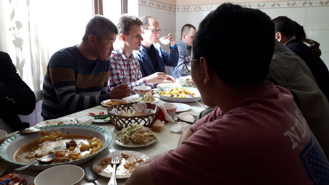 Kazakh Pastor Conference