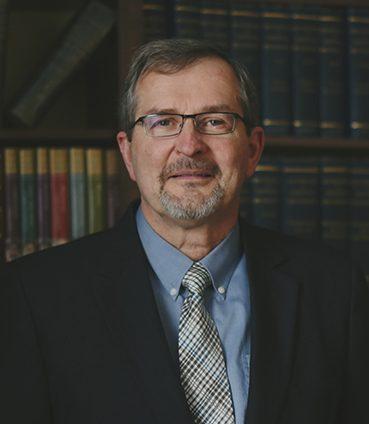 Dr. Joel R. Beeke   Pastor & President of Puritan Reformed Theological Seminary