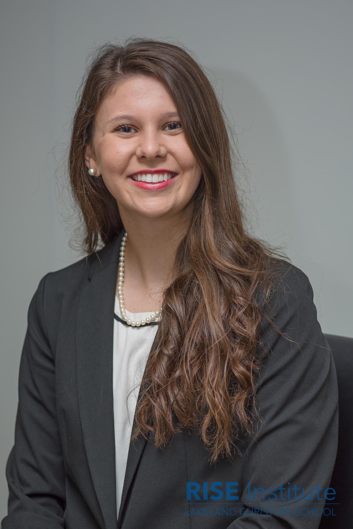 Abby Branham - From Classroom to Courtroom program