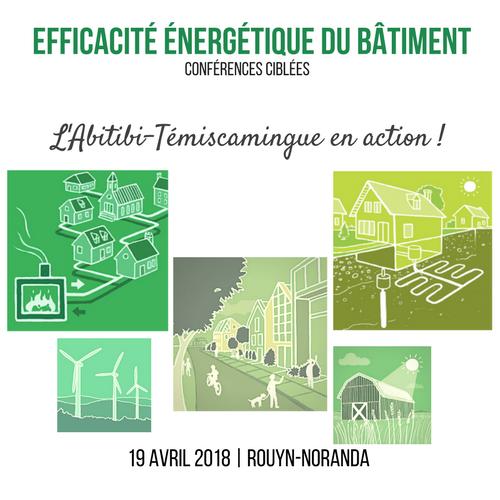 Efficacité énergétique bâtiment