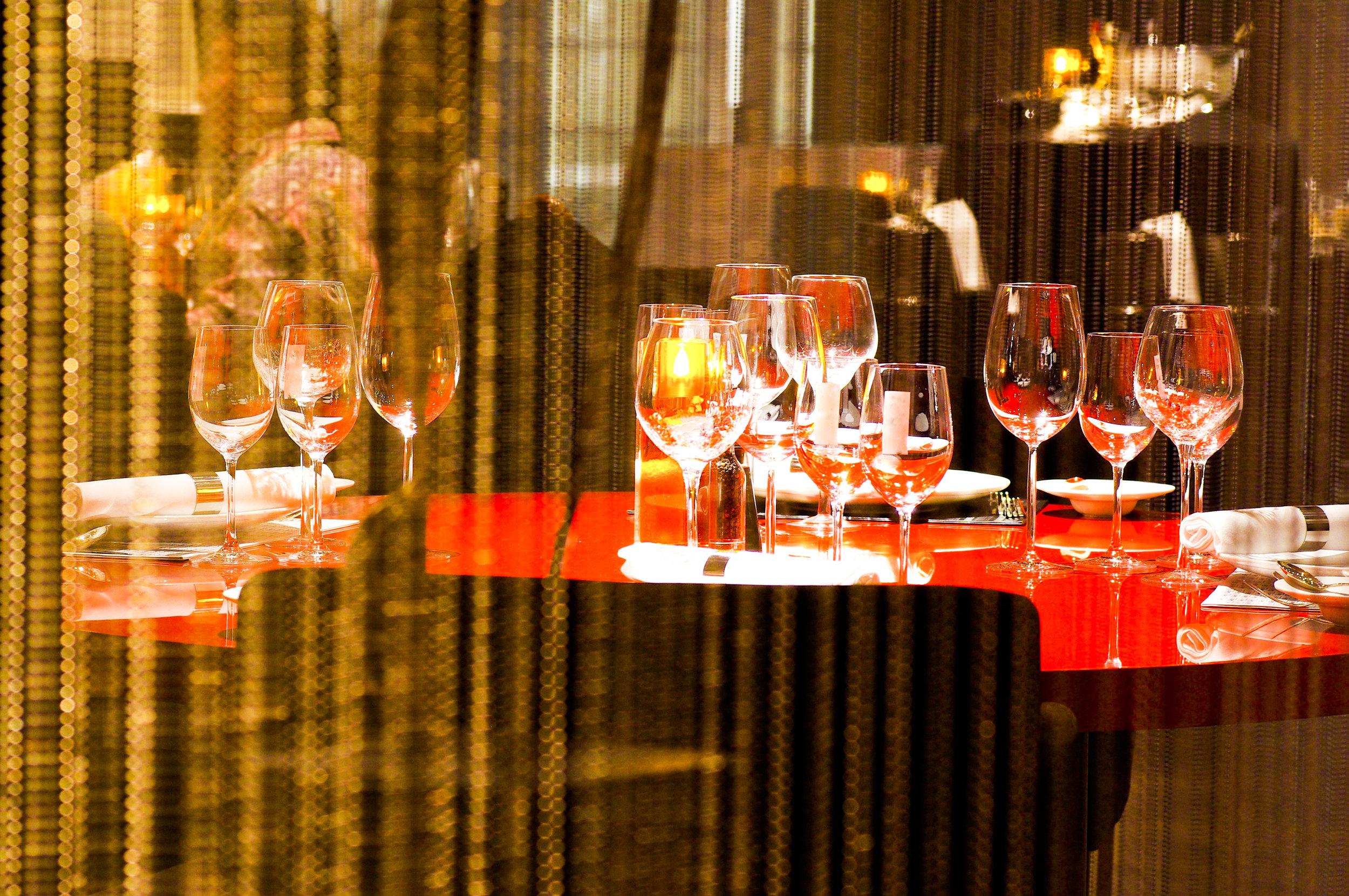 Restaurant Reel