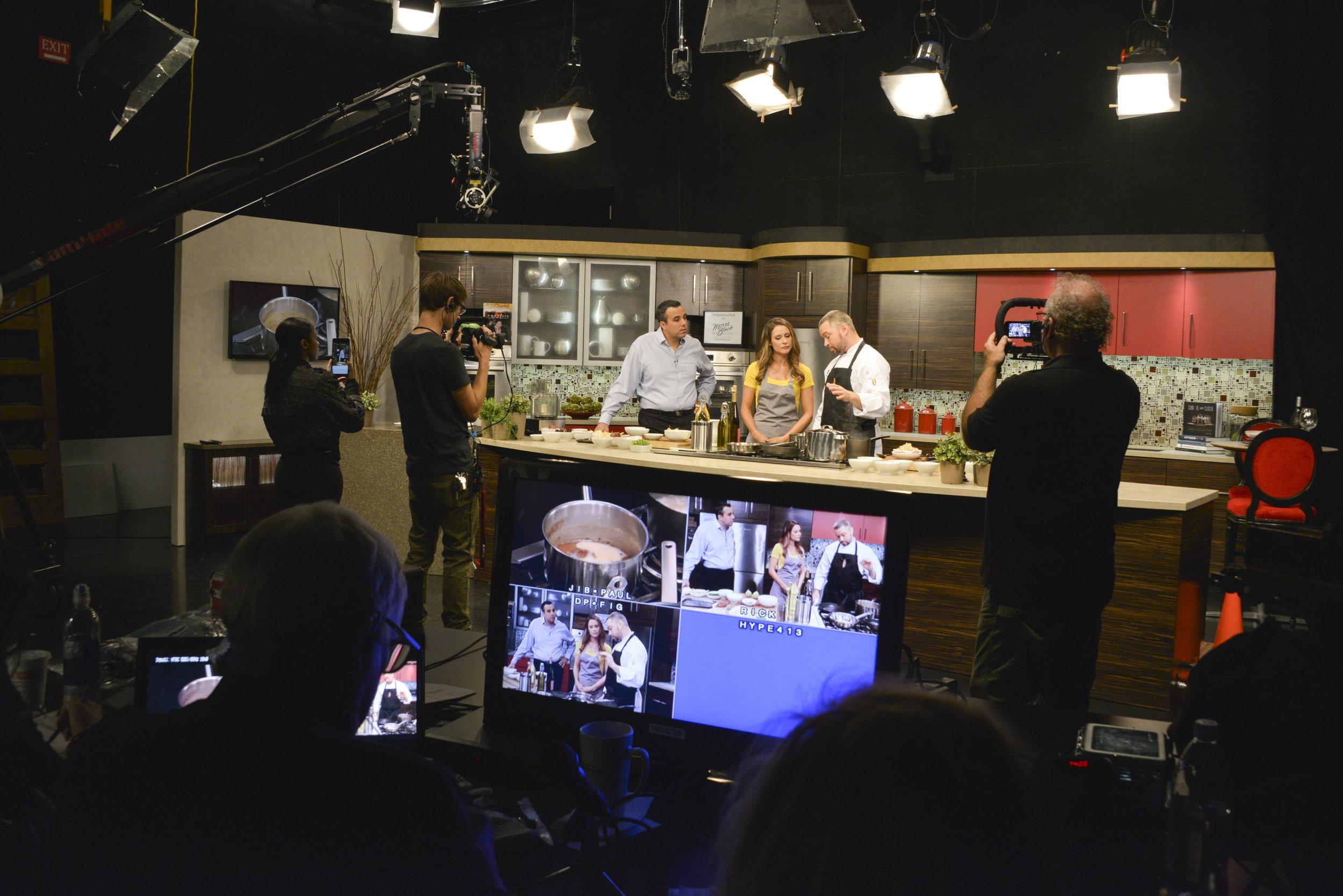 The  Chef's Kitchen