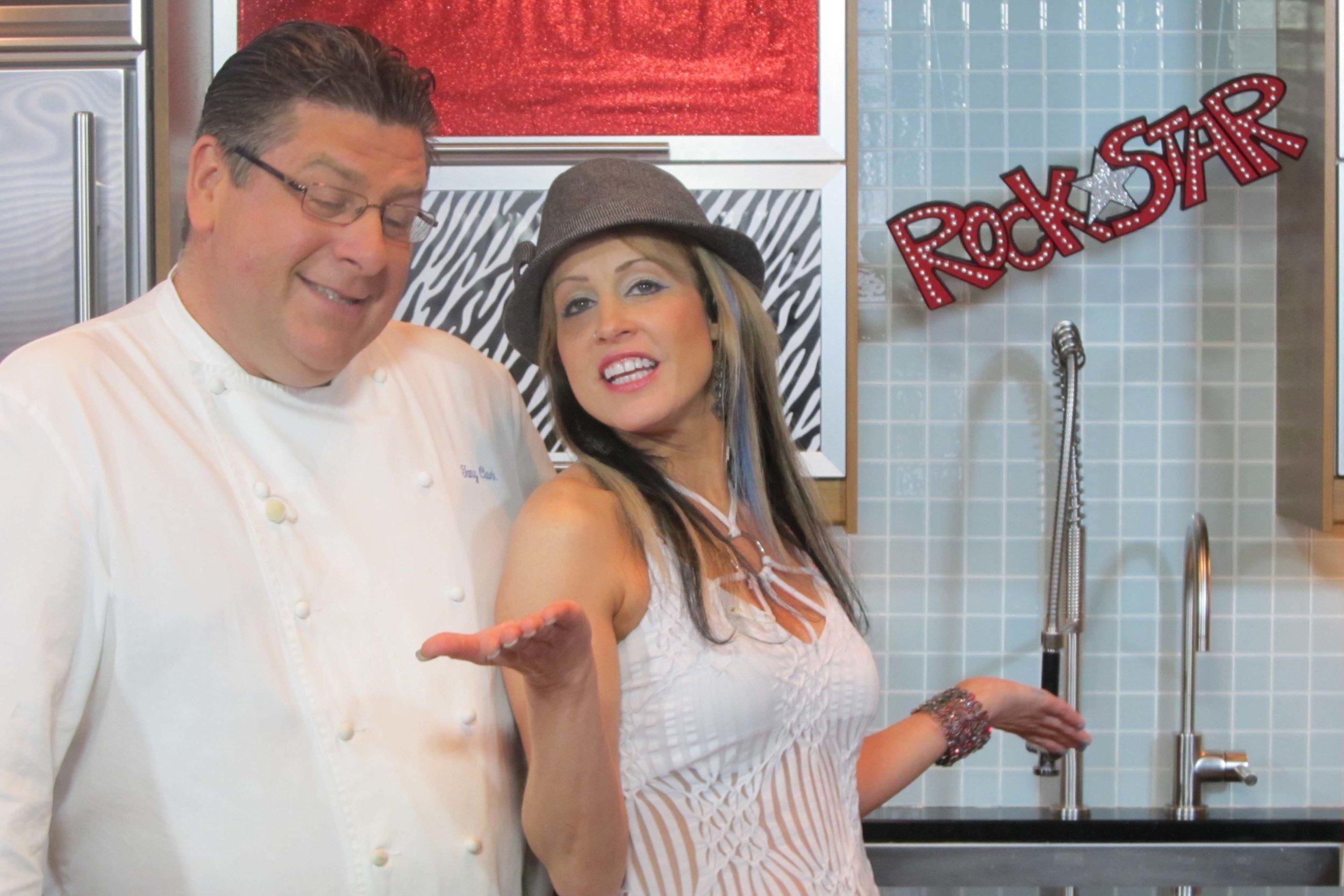 Rock Star Kitchen