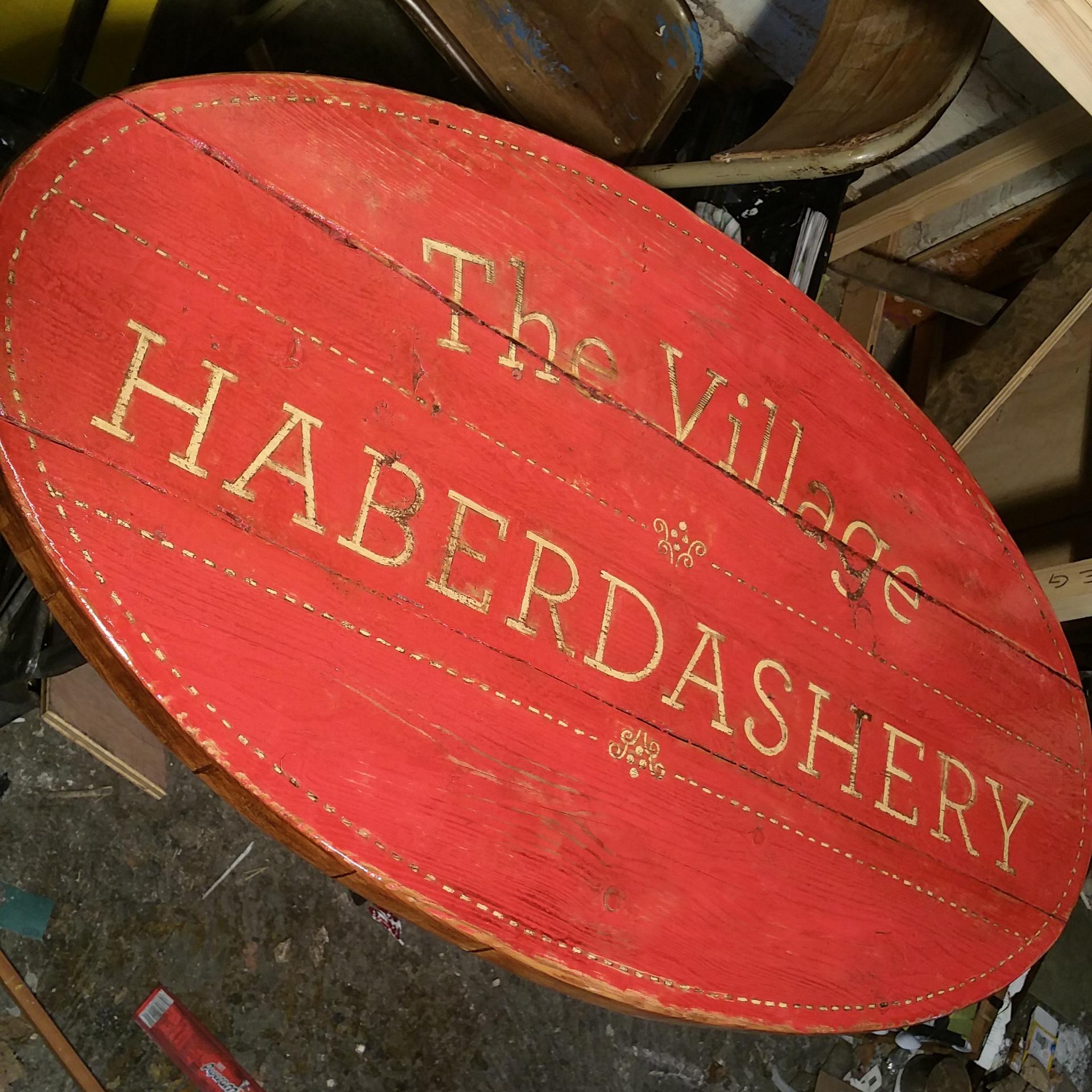 The Village Haberdashery