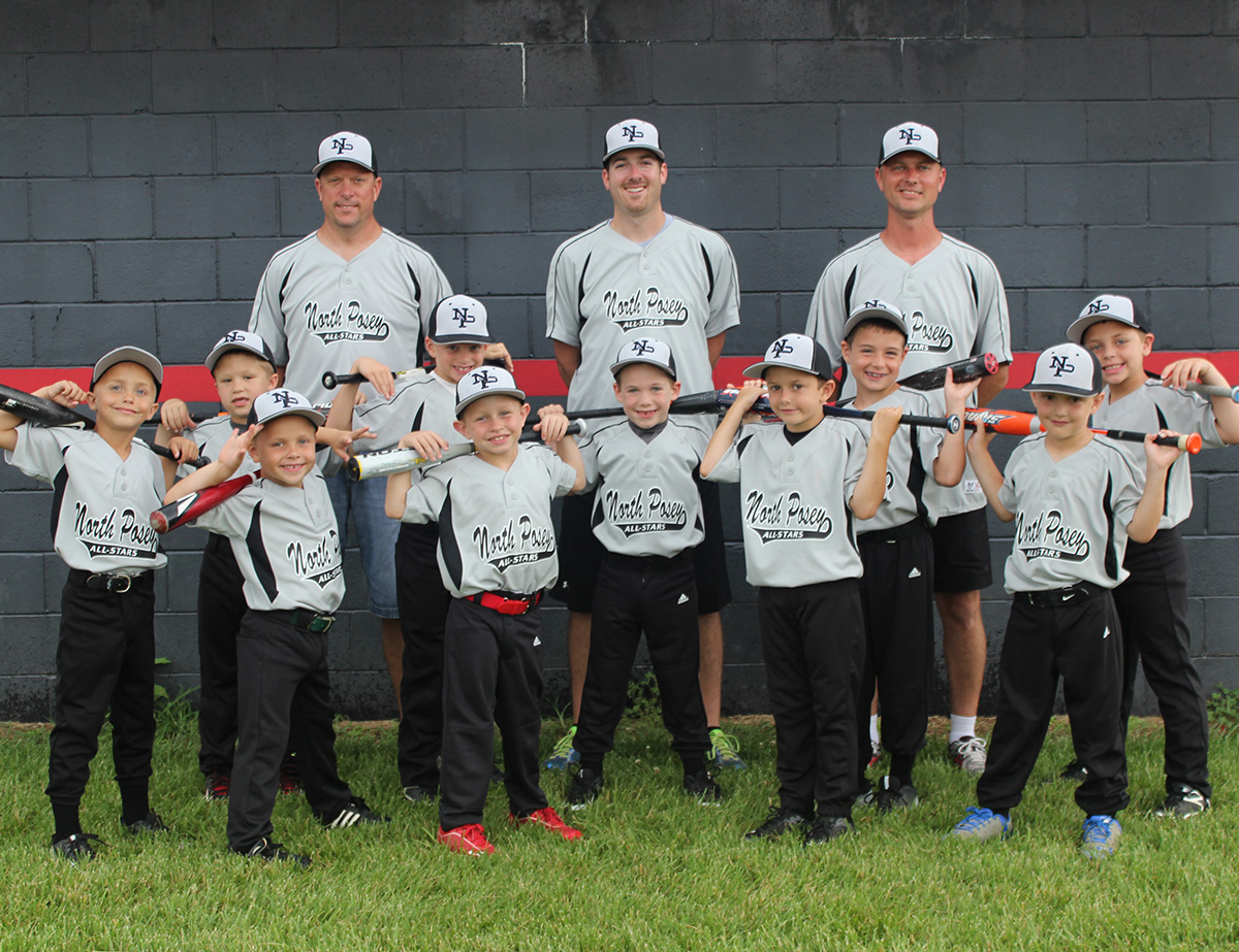 photo courtesy of the North Posey All-Stars