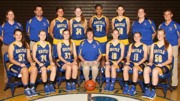 城堡高中女子篮球摄影比赛