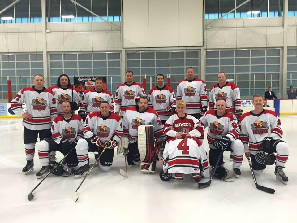 photos courtesy of Evansville Hoses Hockey Team