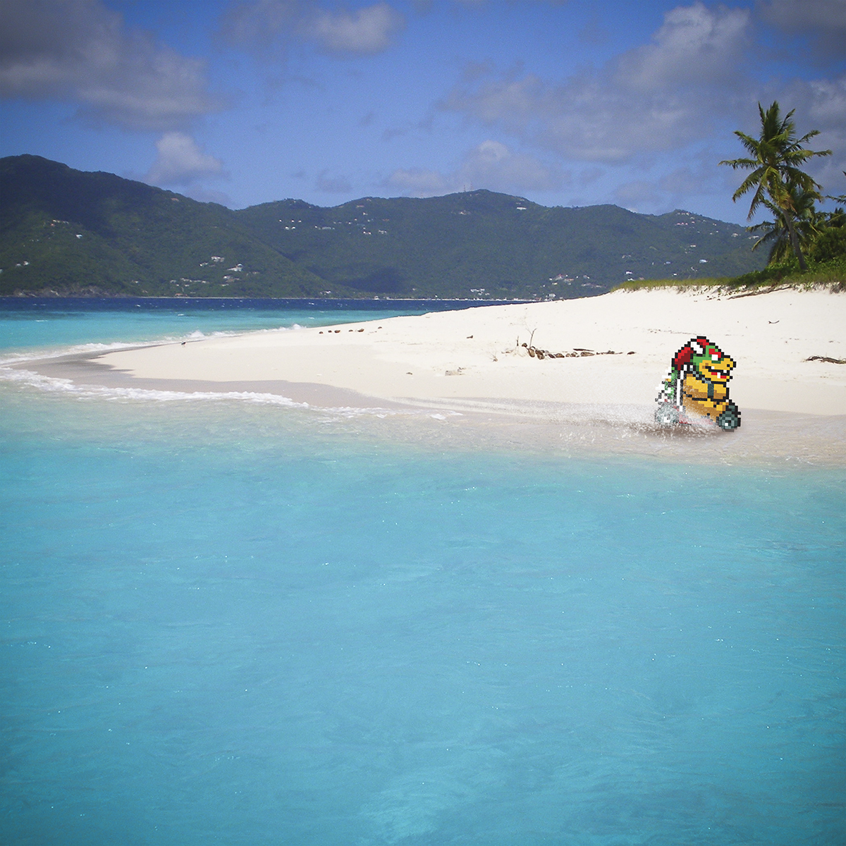 Koopa Beach -