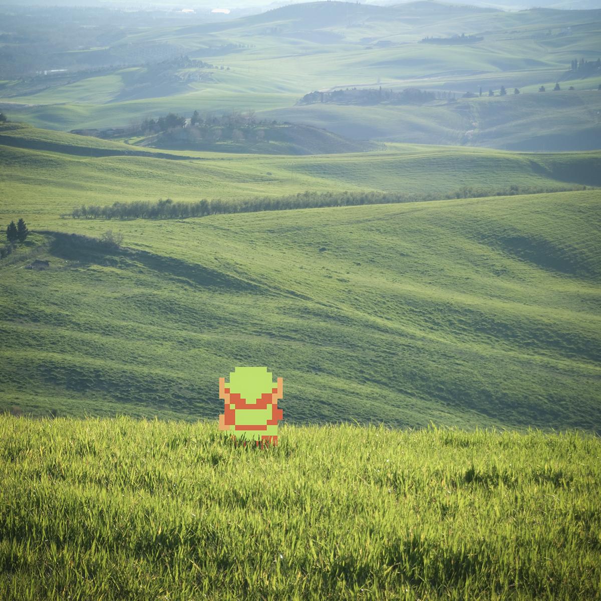 Hyrule Field -