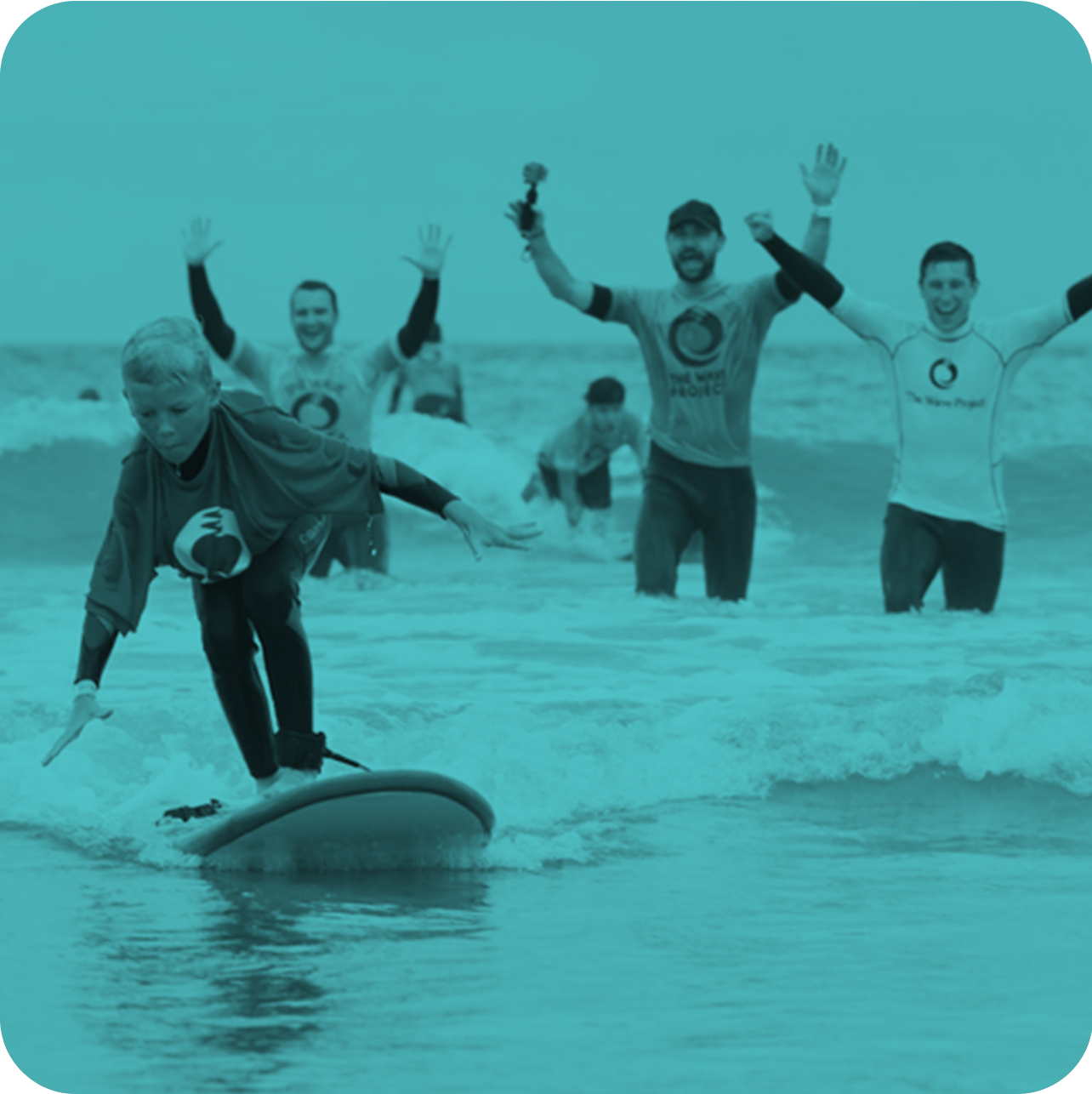 SURF THERAPY - International Surf Therapy Organization