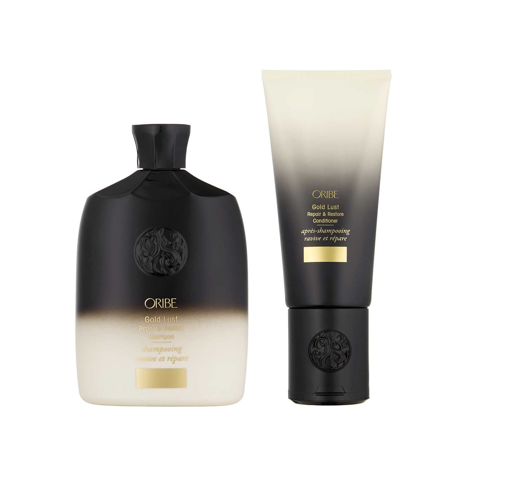 Oribe Gold Lust Shampoo and Conditioner