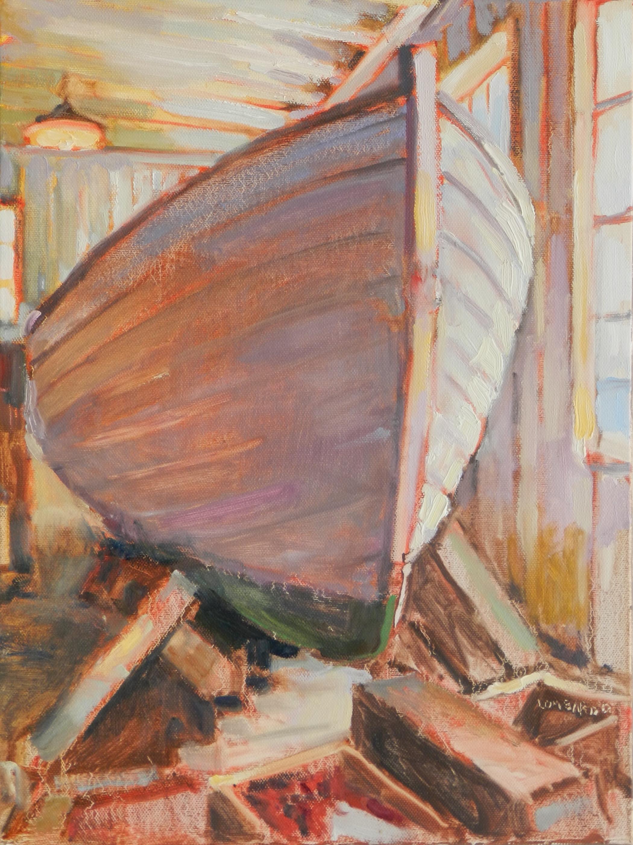 Joseph Lombardo, Canning, 16x12, oil