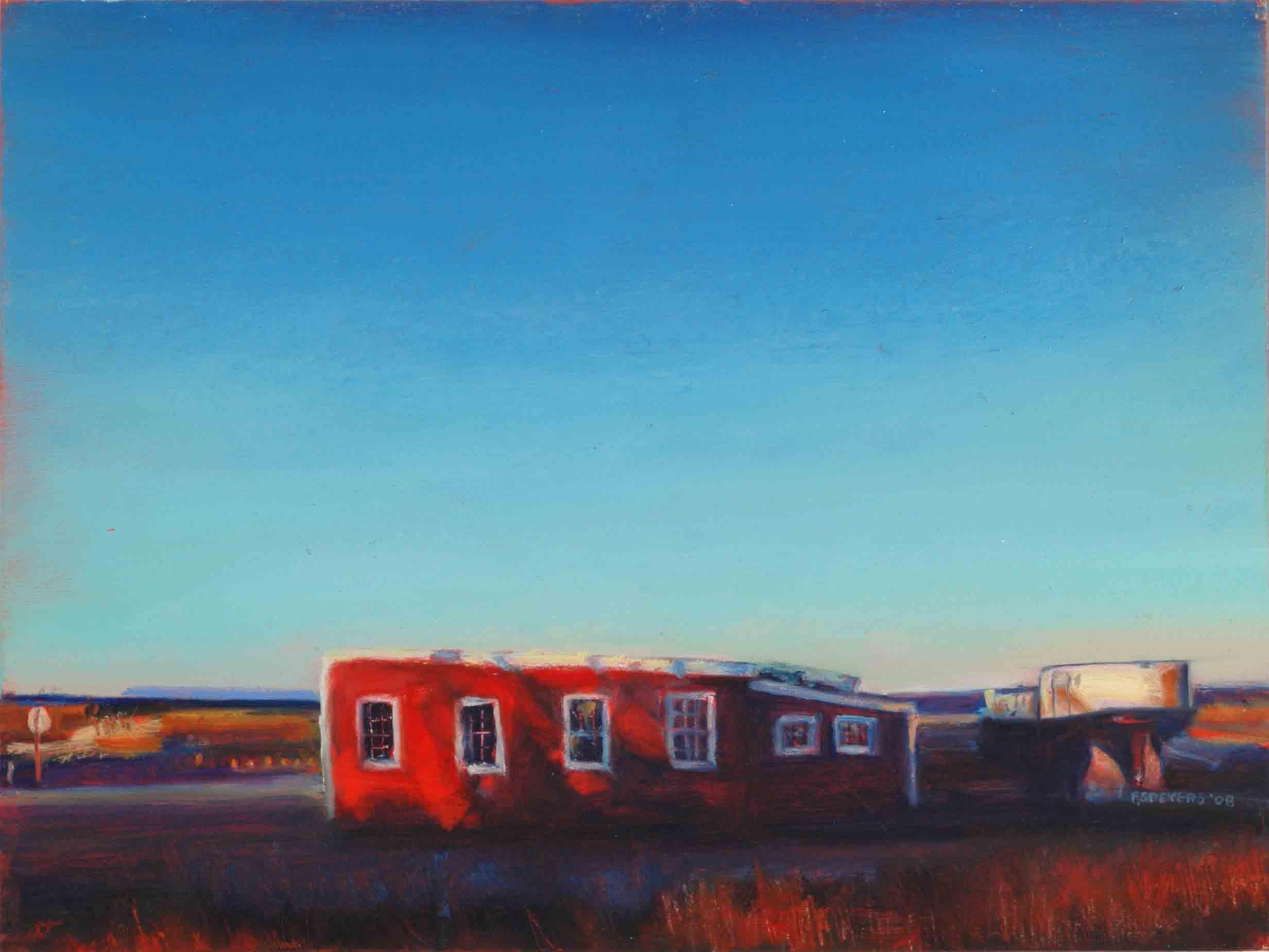 Frank Speyers, Aloha Tug