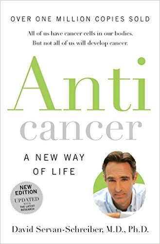 This book stems from Servan-Schreiber's personal experience in the field of cancer, as a doctor and as a patient. It is book is full of science and common-sense wisdom and provides compelling evidence and arguments for participating in our own health by supporting our deep natural capacity for healing. While 'cancer' is in the title, it translates to all areas of health.