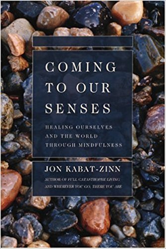 In his book, the founding director of the Stress Reduction Clinic and Center for Mindfulness in Medicine shows us how coming to our senses will help us all become more compassionate, aware human beings, and contribute to the healing of the body politic as well as our own lives. (See also his book titled Full Catastrophe Living: Using the Wisdom of Your Body and Mind to Face Stress, Pain and Illness).