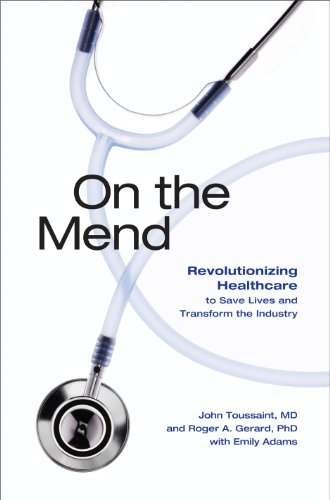 "This is the story of a four-hospital system in Wisconsin which embraced ""lean healthcare"", reducing errors, improving outcomes, raising morale, and saving $27 million without layoffs. These transformative practices ""go to the gemba"" (the bedside) with collaboration and respect."