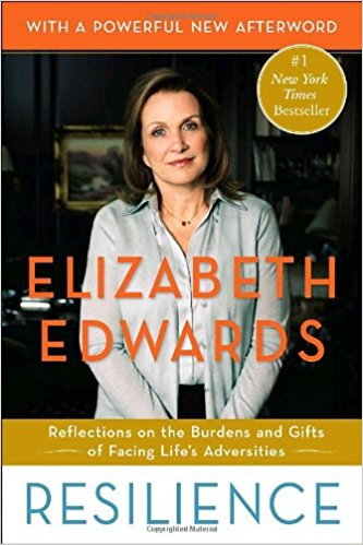 In a way, we all know the story of Elizabeth Edward's struggle with breast cancer and with her marriage. But we know less about the terrible effects on her of her teenage son's death. This book takes us inside the private life and the extraordinary bravery of a woman who discovered how to live with grace.